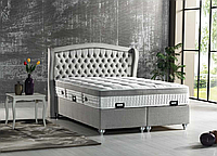 Кровать160х200 с подьемным механизмом , Элвин