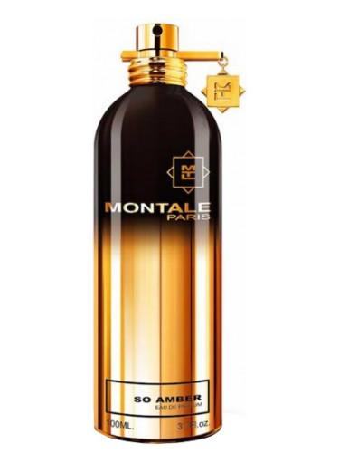 Оригинал унисекс парфюмированная вода Montale So Amber