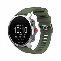 Мультиспортивные часы Polar Grit X Green p.M/L (зеленый) (90081737)