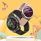 Mafam MX11 смарт-часы с тонометром + дополнительный ремешок - Серебро, фото 2