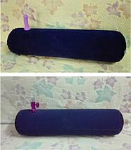 Подушка для секса с отвестием для фаллоимитатора и вибратора  для двойного проникновения, фото 2