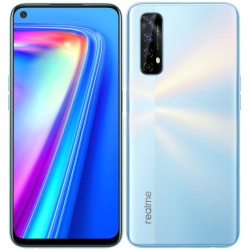 Смартфон Realme 7 6/64Gb White HelioG95T 5000мАч