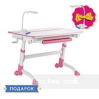 Парта регулируемая FunDesk Volare Pink