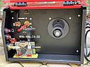 Сварочный полуавтомат Edon MIG-308 MIG/MMA напівавтомат зварювальний, фото 3