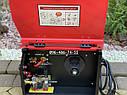 Сварочный полуавтомат Edon MIG-308 MIG/MMA напівавтомат зварювальний, фото 8