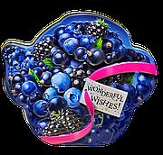 """Чай черный с кусочками ягод ароматизированный листовой Кертис (Curtis) """"Fruit Teapot""""  20 г."""