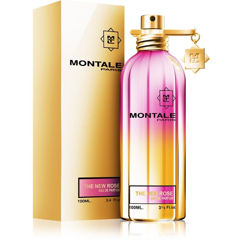 Оригинал унисекс парфюмированная вода Montale The new Rose