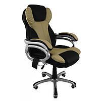 Крісло Bonro M8074 бежеве