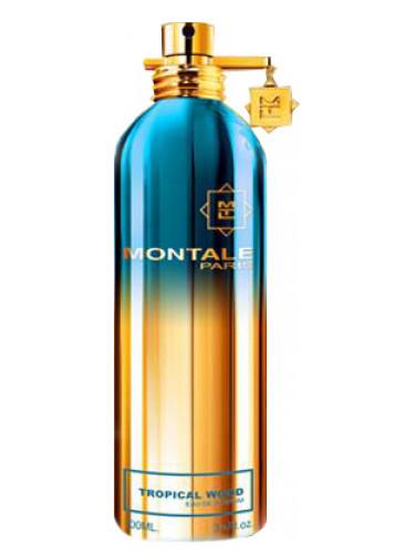 Оригинал унисекс парфюмированная вода Montale Tropical Wood