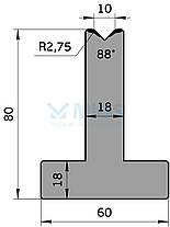 Матрица М.538.88.С (835мм), фото 3