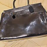 Кожаная женская сумка, фото 7