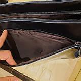 Кожаная женская сумка, фото 10