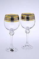 Набор бокалов для вина 190 мл Bohemia Джулия 40428/43249/190 (6 шт)