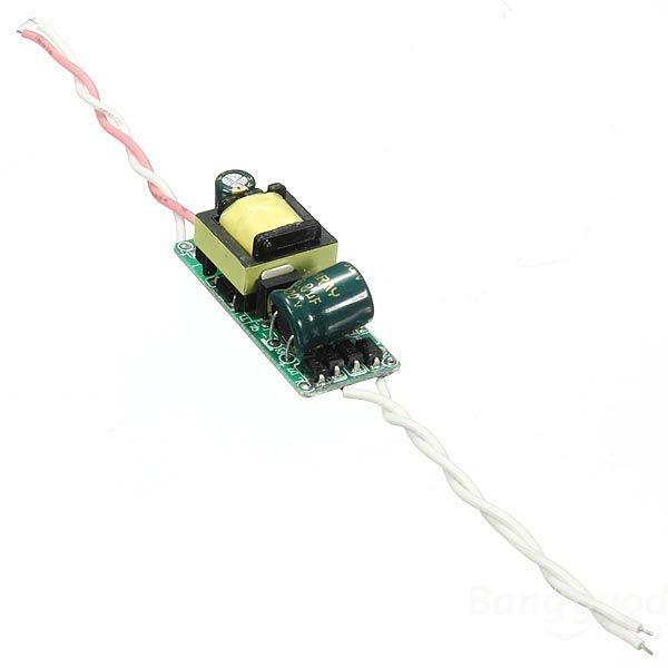 Драйвер светодиода LD 4-7x1W 220V Internal бескорпусный