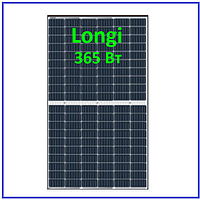 Солнечная панель 365Вт LR4-60HPH 365M Mono PERC Half Сell Longi Solar, фото 1