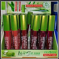 Блеск - тинт для губ Aloe lip Tint