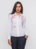Стильная блузка из креп-шифона, фото 1