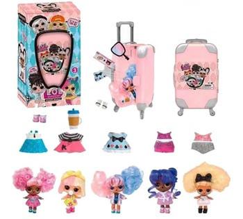 Кукла ЛоЛ LoL в капсуле в коробке 881