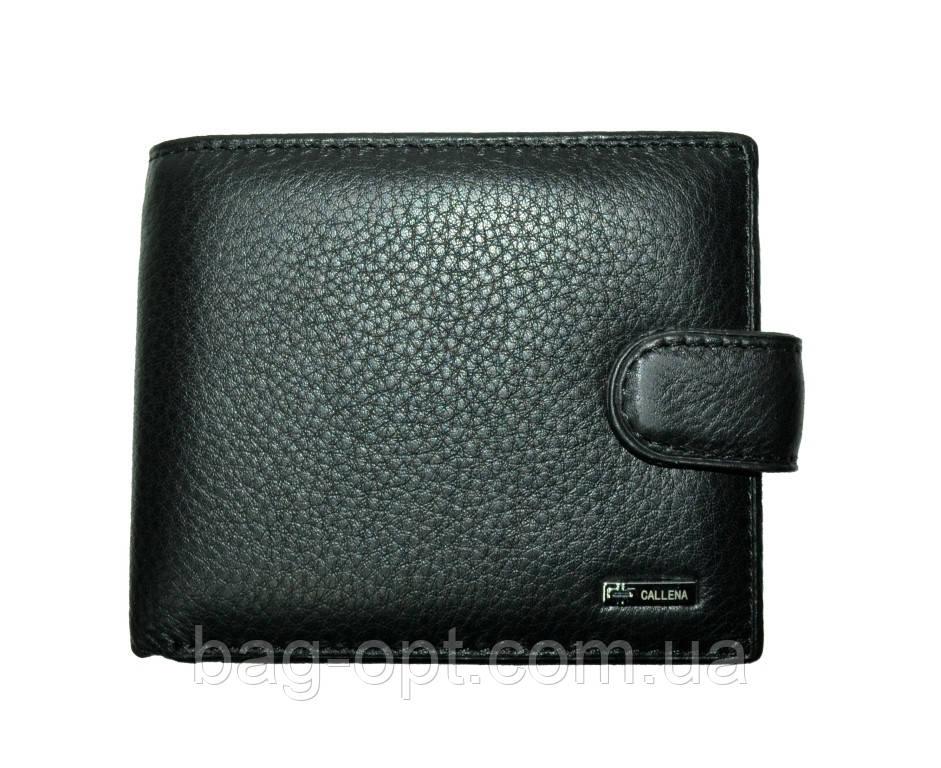 Мужской кошелек из натуральной Callena (9.5x11.5x2.5 см)