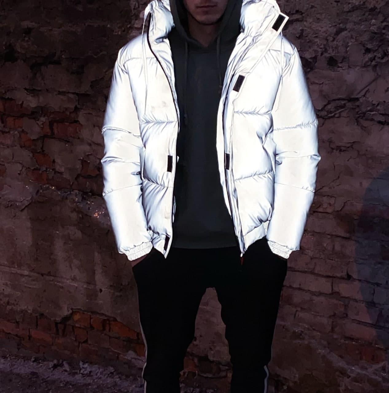Куртка мужская зимняя ''Reflective'' (до -25 С)