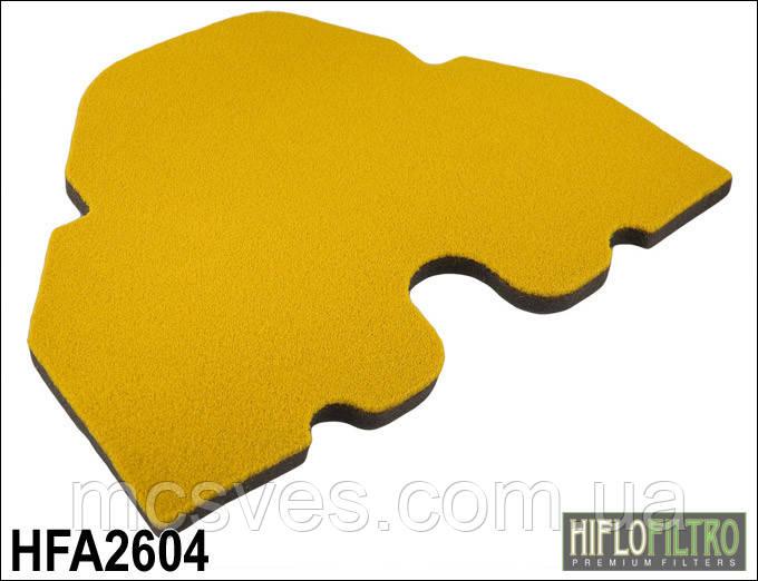 Фильтр воздушный HIFLO HFA2604