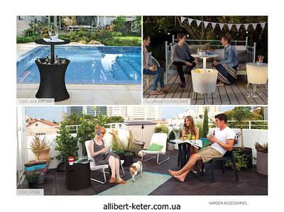 Садовые аксессуары Allibert Keter