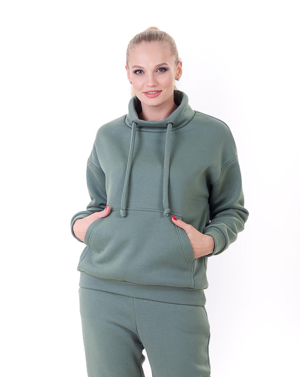 Теплый спортивный костюм от украинского производителя