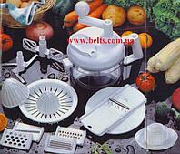 Ручной кухонный комбайн super mixer все в одном