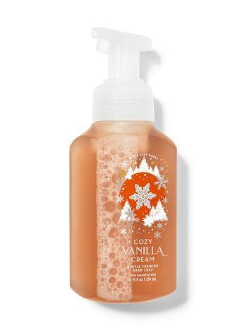 Мыло-пена для рук Bath and Body Works Cozy Vanilla Cream