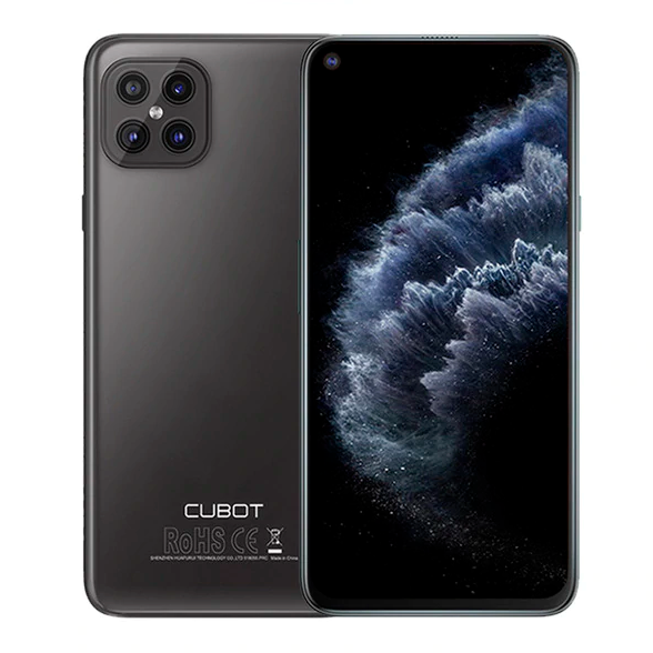 Cubot C30 8/128Gb black