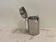 Масленка ZEPTER, соусница (Цептер) оригинал, нержавеющая сталь, Швейцария., фото 2