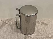 Масленка ZEPTER, соусница (Цептер) оригинал, нержавеющая сталь, Швейцария., фото 4