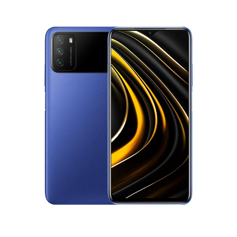Xiaomi POCO M3 4/64Gb blue Global Version