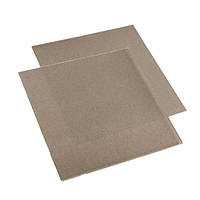 Комплект слюды (2шт) 30 x 30см для микроволновой печи (универсальные)