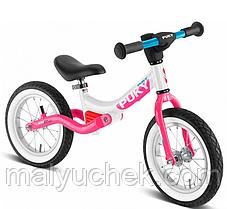 Беговел Puky LR Ride Splash (бело-розовый)