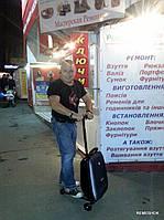 Ремонт чемодана -самоката Micro Luggage Scooter , фото 1