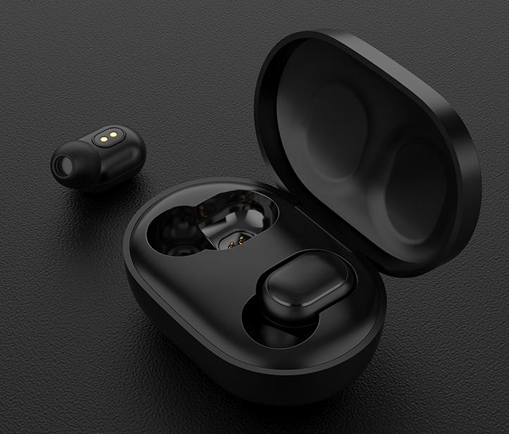 Зарядка-кейс Greatlizard для Xiaomi Mi True Wireless Earbuds + кабель
