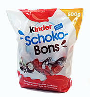 Kinder Schoko Bons 500г Шоколадні яйця