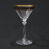Бокал для мартини 285мл Bohemia Angela  6шт. (40600/43249/285)