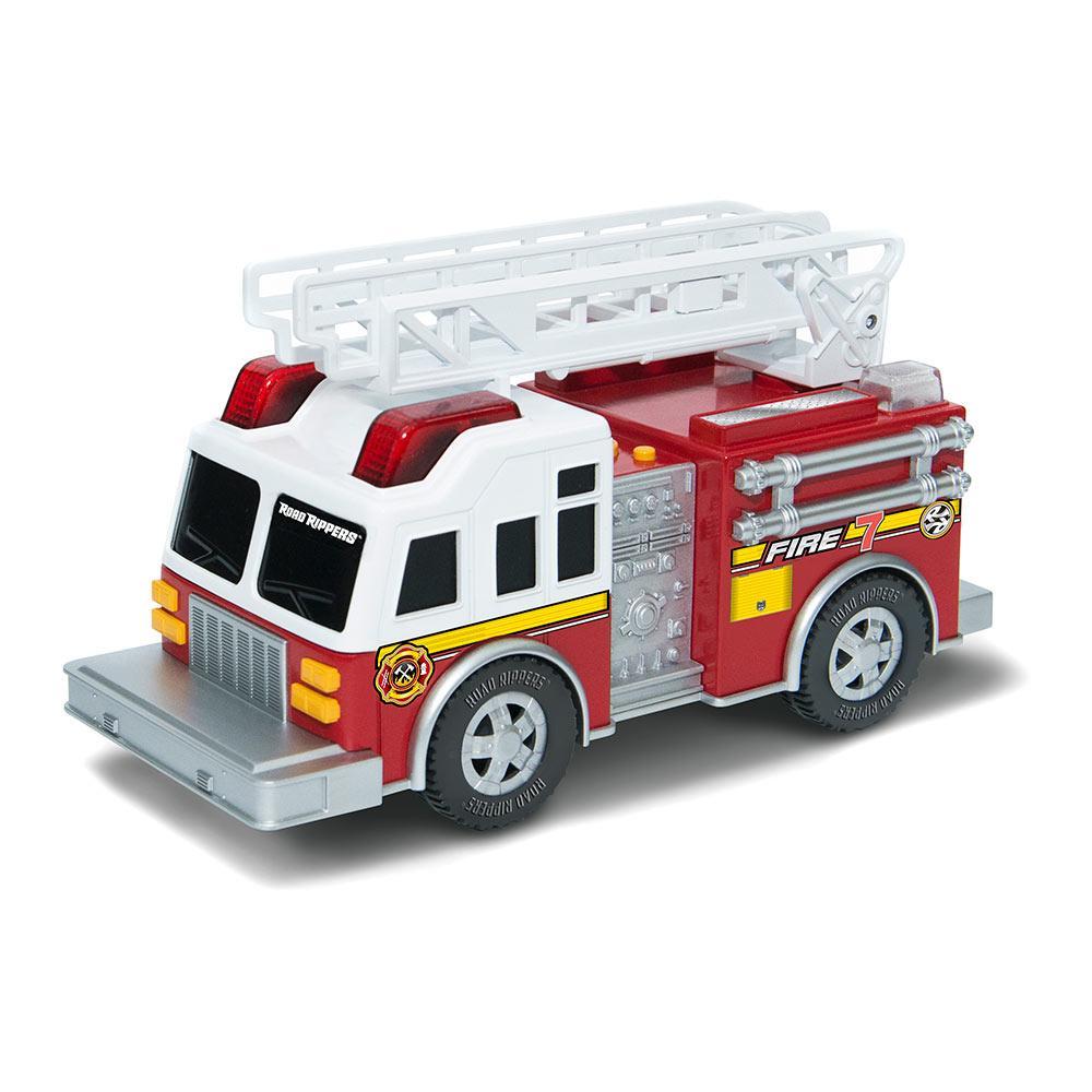 Іграшкова Машинка - Пожежна машина, світло і звук 20021