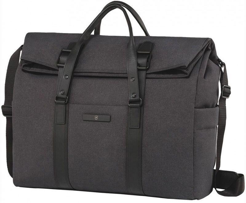 Мужская сумка Victorinox Travel  серая