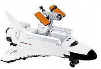 Конструктор Cobi Smithsonian Space Shuttle Discovery Космический корабль Дисковери 352 деталей (21076)
