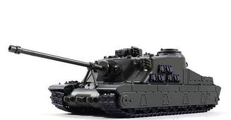 Танки Мира. Коллекция №3 А39 Tortoise   Модель коллекционная в масштабе 1:72   Арсенал-Коллекция