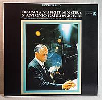 CD диск Frank Sinatra - Francis Albert Sinatra & Antonio Carlos Jobim, фото 1