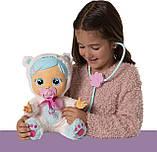 Пупсик Cry babies Кристал / Cry Babies Kristal Gets Sick & Feels Better, фото 5