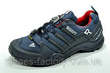 Adidas Terrex Swift Gore-Tex Dark Blue Кроссовки мужские, фото 2