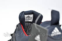 Adidas Terrex Swift Gore-Tex Dark Blue Кроссовки мужские, фото 3