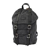 Рюкзак DreiMaster Темно-серый One Size