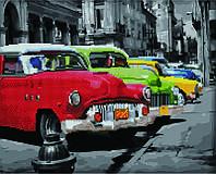 Алмазные картины-раскраски Картины по номерам Кубинское ретро
