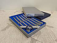 Набор ножей 6 шт ZEPTER (Цептер) оригинал, нержавеющая сталь, Швейцария, фото 2
